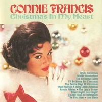 CONNIE FRANCIS - Christmas In My Heart