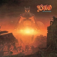 DIO - The Last In Line (Remastered)blue Vinyl