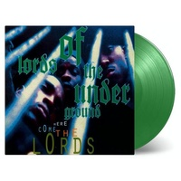 LORDS OF THE UNDERGROUND - Here Come The Lords (Ltd 25th Anniversary Edition On Green Vinyl)