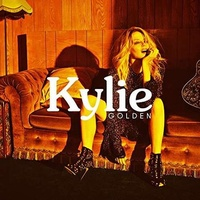 KYLIE MINOGUE - Golden - Ltd Transparent Vinyl