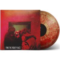 ARMS & SLEEPERS - Find The Right Place (Limited Beer & Transparent Red Coloured Vinyl)