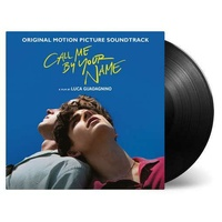SOUNDTRACK - Call Me By Your Name (Vinyl)
