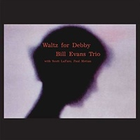 BILL EVANS - Waltz For Debby-coloured-