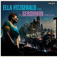 ELLA FITZGERALD - Sings The Gershwin Song Book Vol 1
