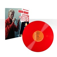 DAVID BOWIE - Christiane F. - Wir Kinder Vom Bahnhof Zoo (Limited Red Coloured Vinyl)