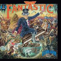 ELTON JOHN - Captain Fantastic And The Brown Dirt Cowboy (Lp)
