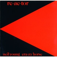 NEIL YOUNG & CRAZY HORSE - Re-ac-tor (Vinyl)