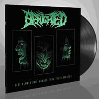 BENIGHTED - Dogs Always Bite Harder Than Their Master (Black Vinyl In Gatefold Sleeve)