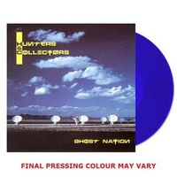 HUNTERS AND COLLECTORS - Ghost Nation (Limited Edition Translucent Blue 180gm Vinyl Reissue)