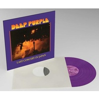 DEEP PURPLE - Last Concert In.. -ltd-