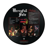 MERCYFUL FATE - Melissa (Limited Picture Disc Vinyl)