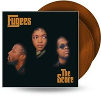 FUGEES - The Score (Orange Coloured Vinyl)