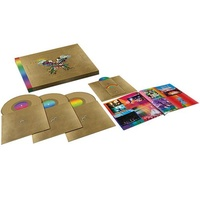 COLDPLAY - Live In Buenos Aires - The Butterly Package
