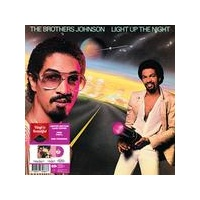 BROTHERS JOHNSON - Light Up The Night (Pink Vinyl) (Limited Edition)