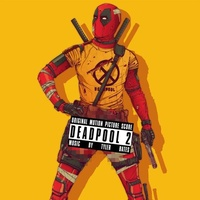 SOUNDTRACK - Deadpool 2: Original Motion Picture Score (Limited Red With Black Stripe Coloured Vinyl)