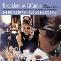 HENRY MANCINI - Breakfast At Tiffany's Ost +1 Bonus Track!