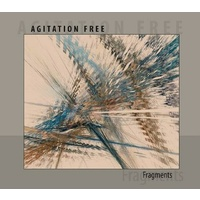 AGITATION FREE - Fragments -coloured-