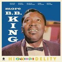 B.B. KING - More B.B. King -bonus Tr-