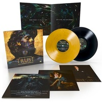 SOUNDTRACK - Trust: Original Series Soundtrack (Limited Gold & Black Coloured Vinyl)