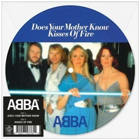 ABBA - Does Your Mother Know (7'pd)
