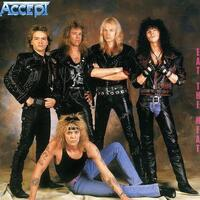 ACCEPT - Eat The Heat (1lp Coloured)