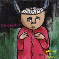 DINOSAUR JR. - Without A Sound: Deluxe Expanded Edition (Limited Yellow Coloured Vinyl)