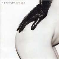 THE STROKES - Is This It (Mov Transition - White Vinyl)