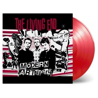THE LIVING END - Modern Artillery (Limited Red Coloured Vinyl)