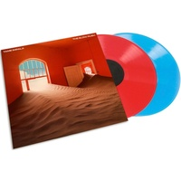 TAME IMPALA - Slow Rush (Limited Red & Light Blue Coloured Vinyl)