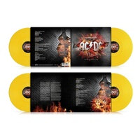 AC/DC - Many Faces Of Ac/dc (Limited Edition Transparent Yellow Vinyl), The