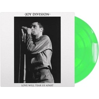 JOY DIVISION - Love Will Tear Us Apart (Glow In The Dark)