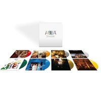 ABBA - Studio Albums (Coloured 8LP Set)