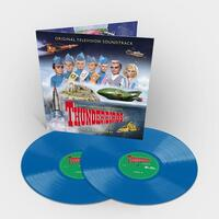 SOUNDTRACK - Thunderbirds: Original Television Soundtrack (Limited Sky Blue Coloured Vinyl)