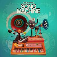 GORILLAZ - Presents Song Machine, Season 1 (140g)