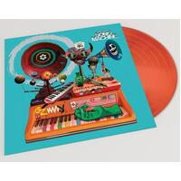 GORILLAZ - Song Machine: Season One (Limited Neon Orange Coloured Vinyl)
