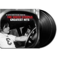 WHITE STRIPES - Greatest Hits: My Sister Thanks You And I Thank You (Vinyl)
