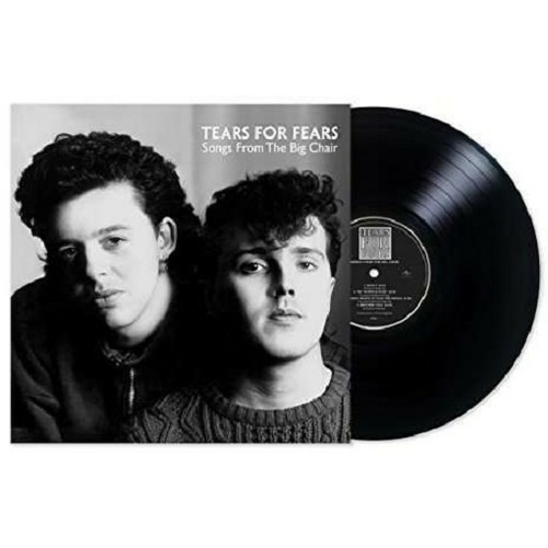 TEARS FOR FEARS - Songs From The Big Chair (180gm Vinyl) (30th Anniversary Edition)