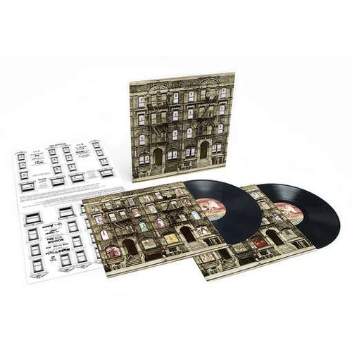 LED ZEPPELIN - Physical Graffiti (2015 Vinyl Reissue)