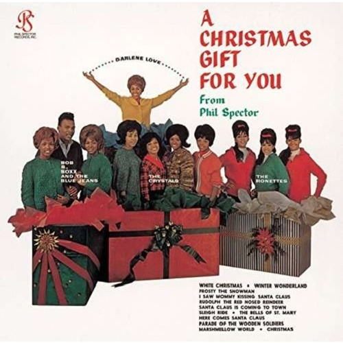 PHIL SPECTOR - Christmas Gift From Phil Spector, A (Vinyl) (Reissue)