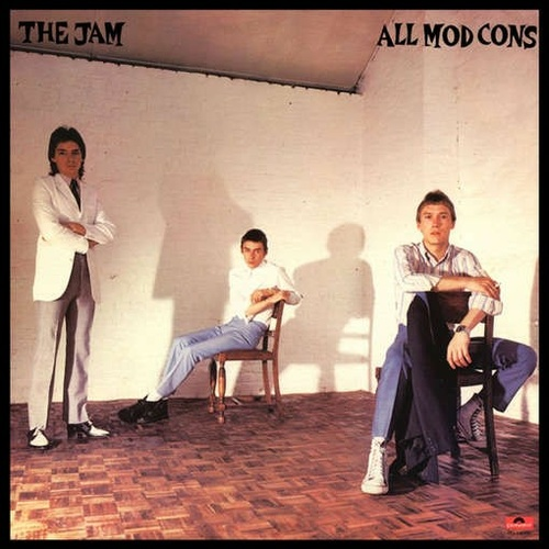 THE JAM - All Mod Cons (Vinyl)