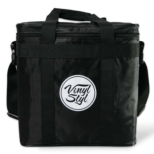 Vinyl Styl Padded Carrying Case For Records And Portable Turntables