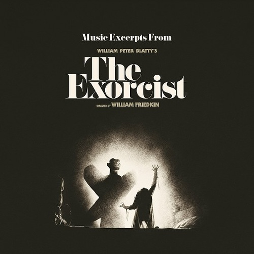 SOUNDTRACK - The Exorcist: Music Excerpts From... (Limited Clear With Black Smoke Coloured Vinyl)