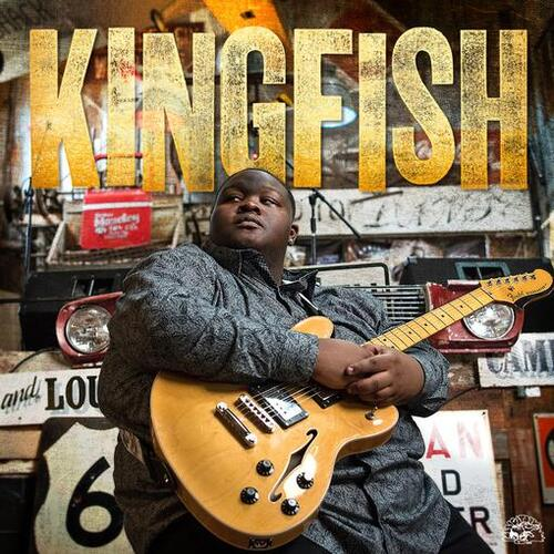 "CHRISTONE ""KINGFISH"" INGRAM - Kingfish (Lp)"